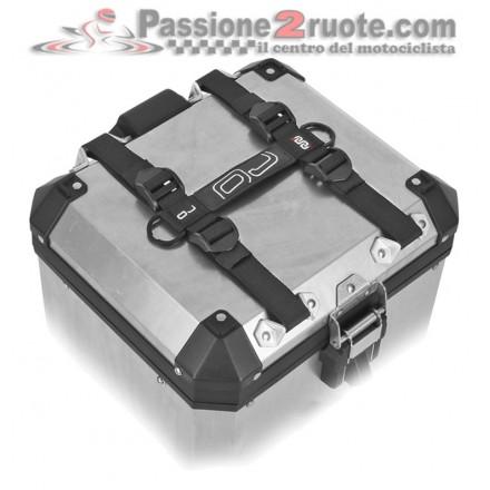 M144 Top Strap maniglia per borsa rigida centrale bauletto Givi Bmw alluminio
