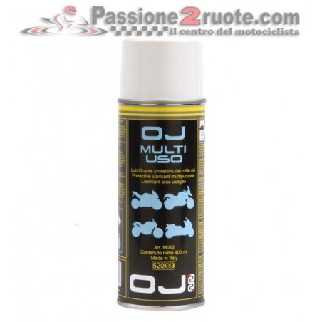 M062 Oj Multiuso 400 ml spray lubrif icante per sbloccare sgrassare e lubrificare