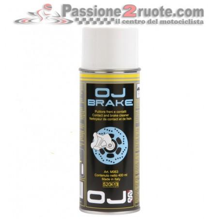 M063 - Oj Brake 400 ml spray per dischi freno preserva e protegge anche gli impianti elettrici, disossidante