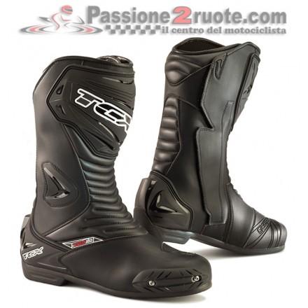 Stivali Tcx S-Sportour Evo nero moto racing boots