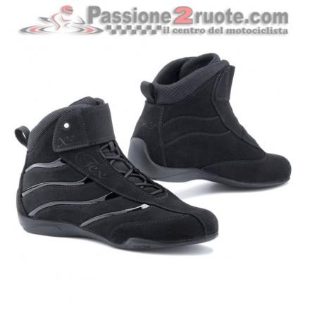 Scarpe donna Tcx X-square Lady Nero moto shoes