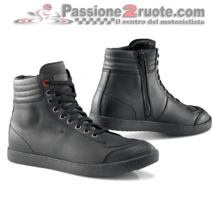 Scarpe moto impermeabili Tcx X-Groove Wp Waterproof nero black shoes