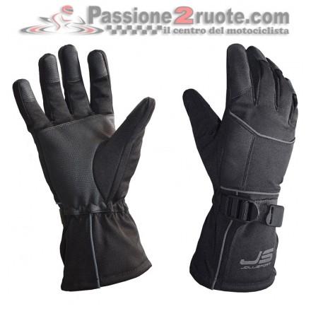 Guanti moto invernali Jollisport Fast winter gloves