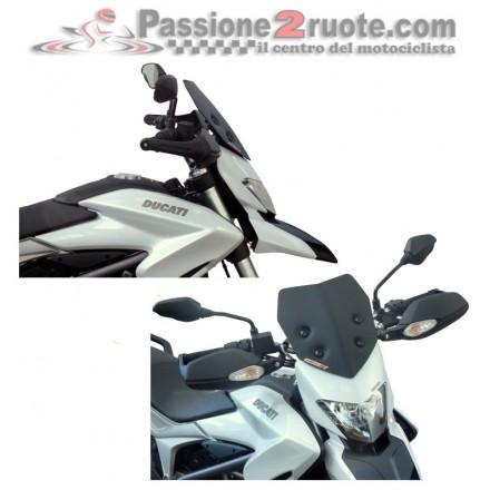 Cupolino Ducati Hyperstrada 800 939 Fabbri Gen-X Sport DX157 Screen