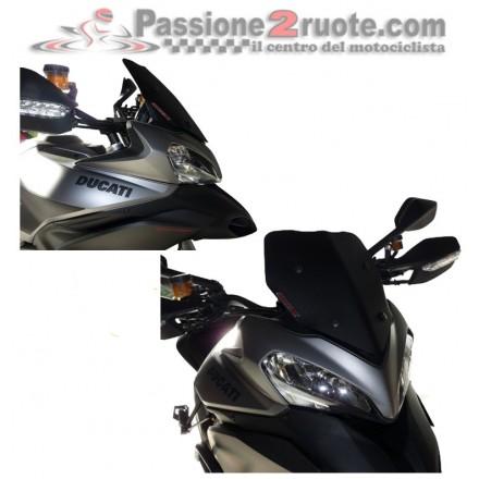 Cupolino Ducati Multistrada 1200 (13-14) Fabbri Gen-X Sport DX160XDX