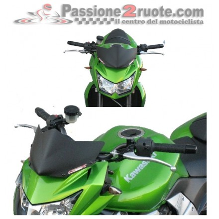 Cupolino Kawasaki Z750 Z1000 2007-2012 Fabbri Gen-X Sport KX080 Wind shield screen