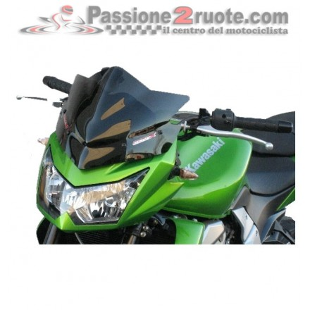 Cupolino Kawasaki Z750 Z1000 2007-2012 Fabbri Gen-X touring KX081 Wind shield screen