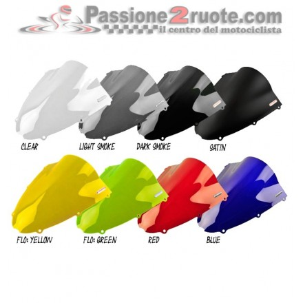 Cupolino BMW S1000RR (10-12) Fabbri Double Bubble BMW111