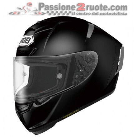 Casco Shoei X-Spirit III Black
