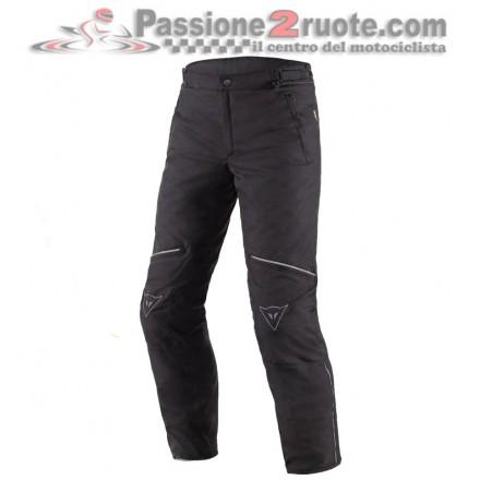 Pantaloni moto Dainese Galvestone D2 GoreTex black pant trouser