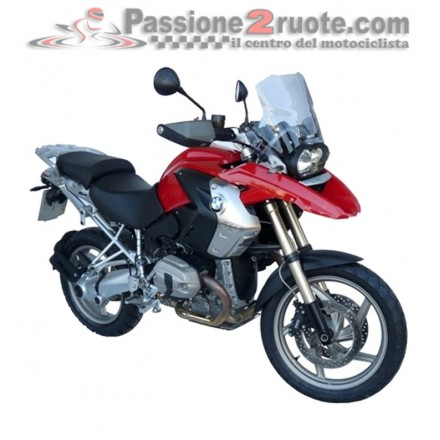 Cupolino BMW R1200 GS 2004-2012 Summer Fabbri B129/GS-LS fume chiaro light smoke windshield screen