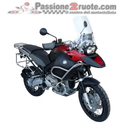 Cupolino BMW R1200 GS Adventure (06-12) Fabbri B129/ADV-C trasparente clear windshield screen