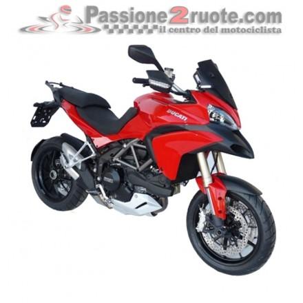 Cupolino Ducati Multistrada 1200 (09-12) Sport Fabbri DS118