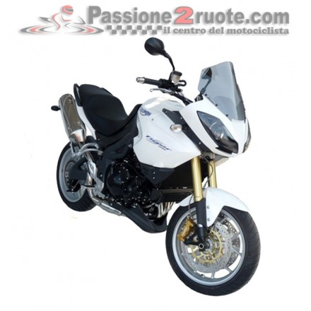 Cupolino Triumph Tiger 1050 2006-12 Touring Fabbri T102 wind screen