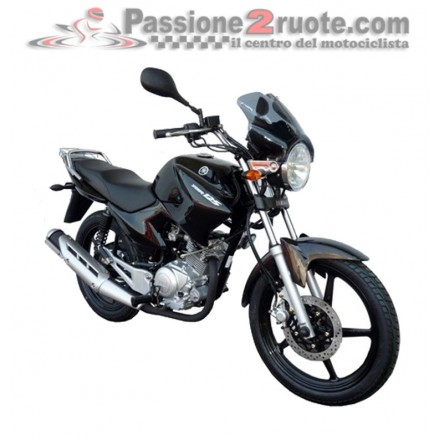 Cupolino Yamaha YBR 125-250 (08-10) Naked Cafe Racer Y113 wind screen windshield