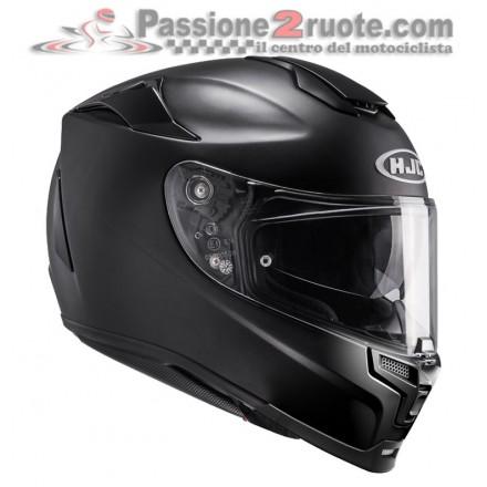 Casco Integrale moto fibra Hjc Rpha 70 nero opaco black matt Helmet casque