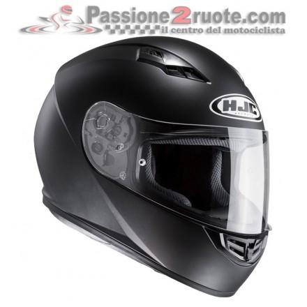Casco Integrale moto Hjc Cs-15 nero opaco black matt helmet