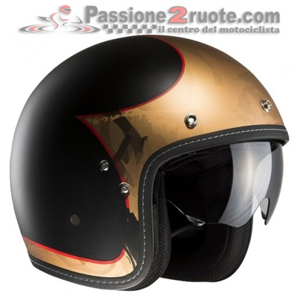 Casco Hjc Fg-70s Lucho Mc1sf