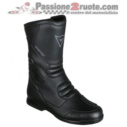 Stivali moto touring Dainese Freeland Gore-Tex Nero boots