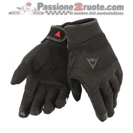 Guanti moto Dainese Desert Poon D1 Nero black gloves
