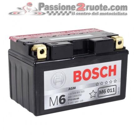 Batteria YTZ10S-4 YTZ10S-BS Bosch M6 011 Aprilia