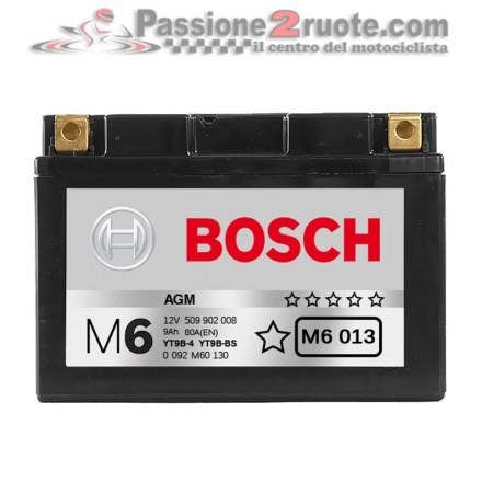 Batteria 12V 9Ah 80A(EN) Bosch M6 013
