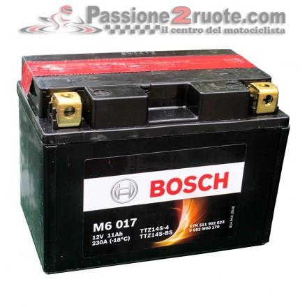 Batteria 12V 11Ah 230A(EN) Bosch M6 017