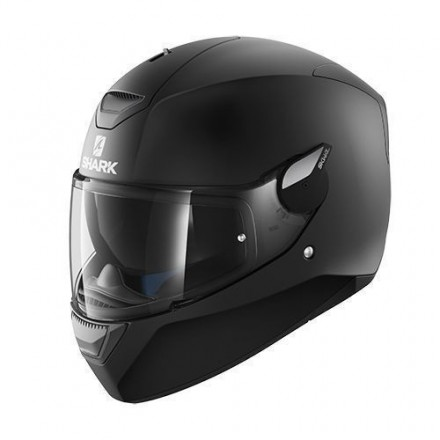 Casco Shark D-Skwal Blank Matt Black