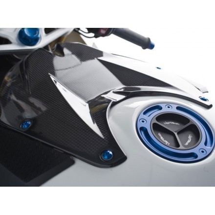 Coperchio Serbatoio Carbonio BMW S1000RR Lightech CARB1029