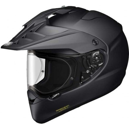 Casco Shoei Hornet ADV Matt Black