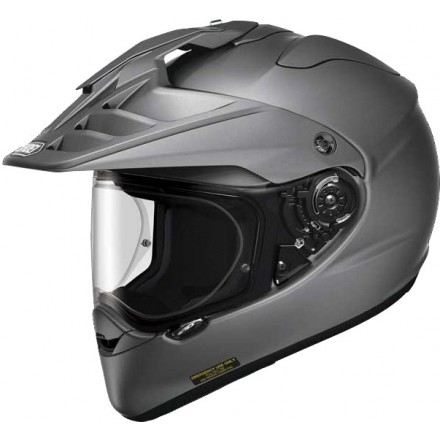 Casco Shoei Hornet ADV Matt Deep Grey