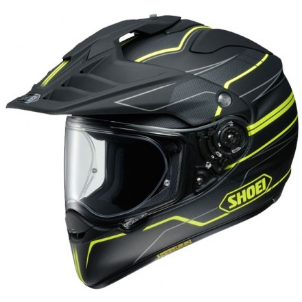 Casco Shoei Hornet ADV Navigate TC-3 Matt