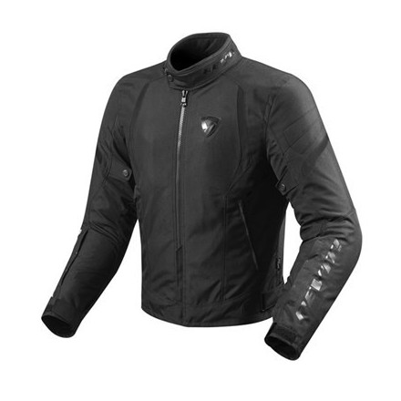 Giacca moto Revit Jupiter 2 man Black jacket