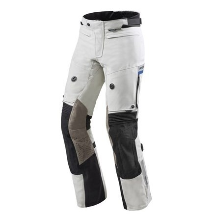 Pantaloni Rev'It Dominator 2 Gore-Tex Light Grey Black