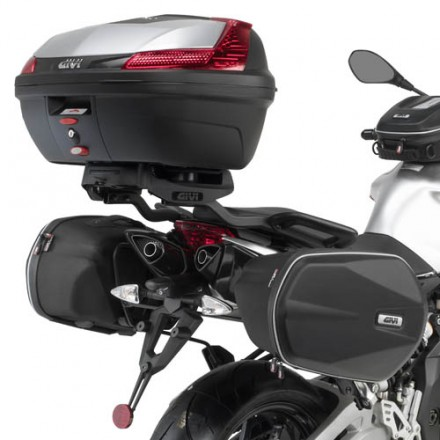 telai Telaietti laterali Honda Africa Twin 750 Givi PL148 holder side frames bags