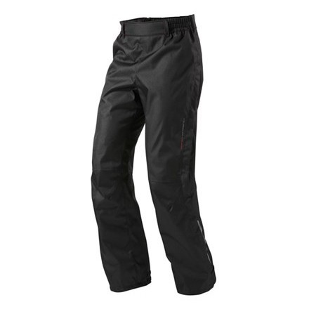 Pantaloni moto impermeabili Rev'it Hercules WR Nero black waterproof pant trouser