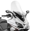 Parabrezza cupolino Givi D6703ST Aprilia Srv 850 2012-16 windshield windscreen
