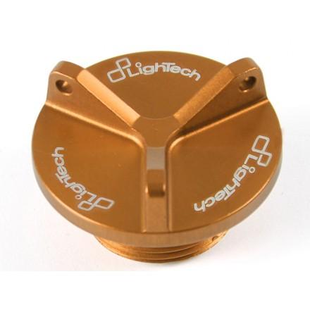 Tappo Olio Ducati Lightech OIL003 oil tank cap gold oro