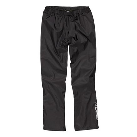 Pantaloni pantalone moto Antipioggia Rev'It Acid H2O Black waterproof pant