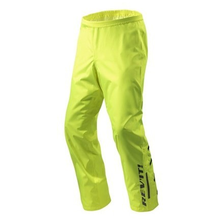 Pantaloni moto Antipioggia Revit Acid H2O giallo neon yellow waterproof trouser pant