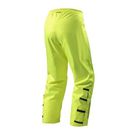 Pantaloni moto Antipioggia Revit Acid H2O giallo neon yellow waterproof trouser pant