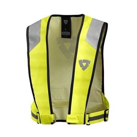 Gilet Rev'It Connector HV Neon Yellow