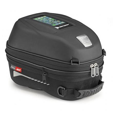 Borsa serbatoio moto Givi ST603B Tanklock 15 litri tank bag
