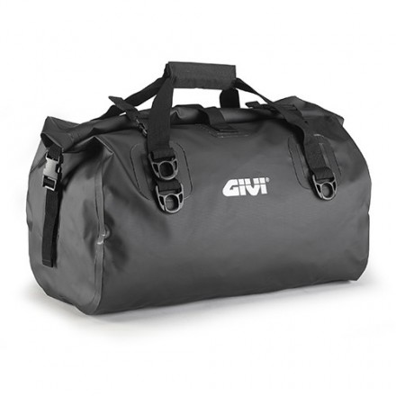 Borsone rullo impermeabile da sella 40 litri Givi EA115BK nero waterproof bag