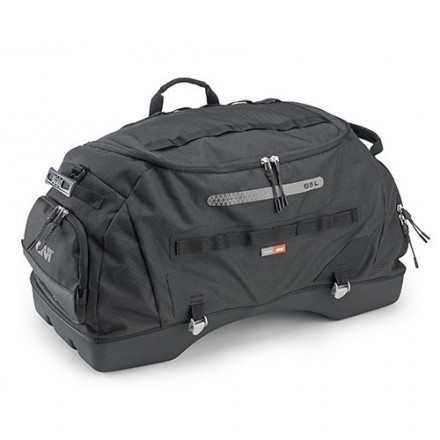 Borsa posteriore moto impermeabili waterproof 65 litri Givi UT806 Waterproof top bag road Enduro Touring