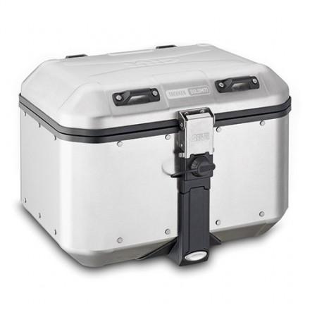 Valigia bauletto posteriole Givi DLM46A Monokey Trekker Dolomiti alluminio 46 litri Top case