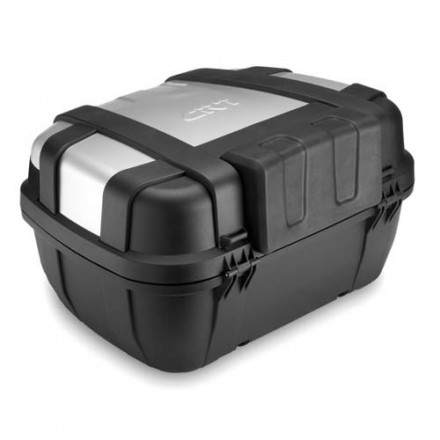 Bauletto top case Givi TRK52N Trekker 52lt Alluminio