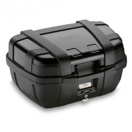 Bauletto posterire Givi trk52b Trekker 52 lt Black Line top case