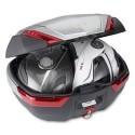Bauletto Valigia posteriore moto scooter Givi V47 N monokey top case