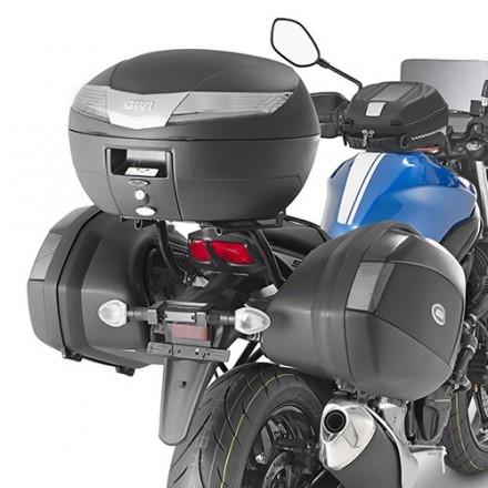 Bauletto posteriore moto scooter Givi v40 nt tech monokey top case